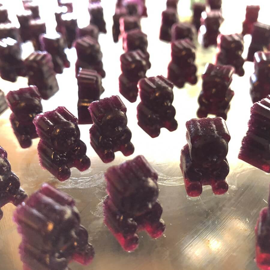CBD Gummy Bears Recipe